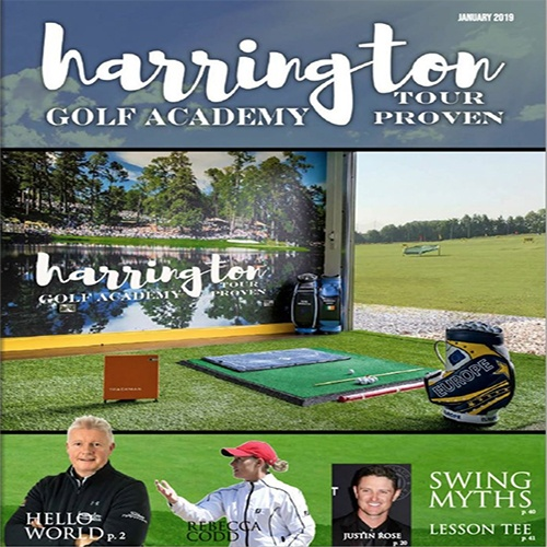 HGA Digital Magazine, Issue One, January 2019